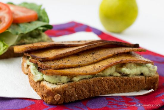 TLT Sandwich | Vegan food | Pinterest