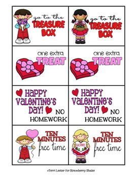 valentines coupons for her ideas