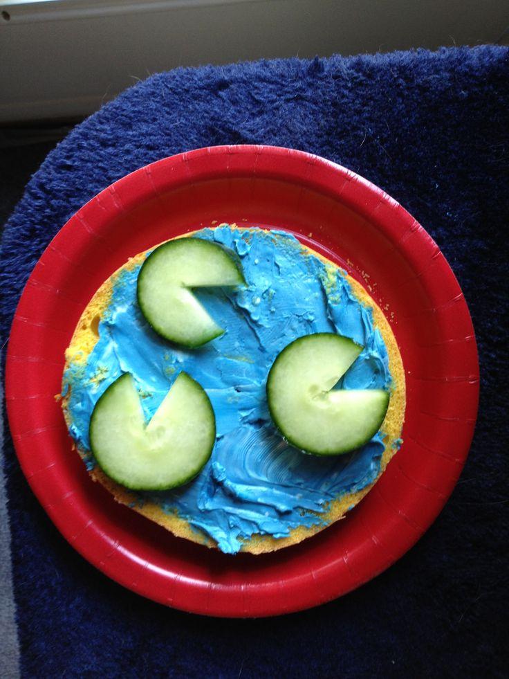 Healthy Pond Snack Heathy Kids Pinterest