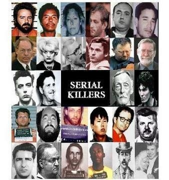 the difference between serial killers and mass murders Serial killings account for no more than 1 percent of all murders  the major  difference between these individuals who kill serially and other.