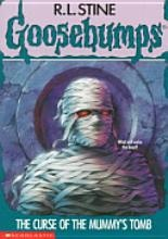 goosebumps the curse of the mummys tomb book report