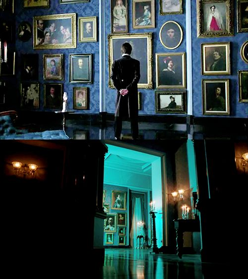 Dorian gray s portraits pennydreadful paranormal