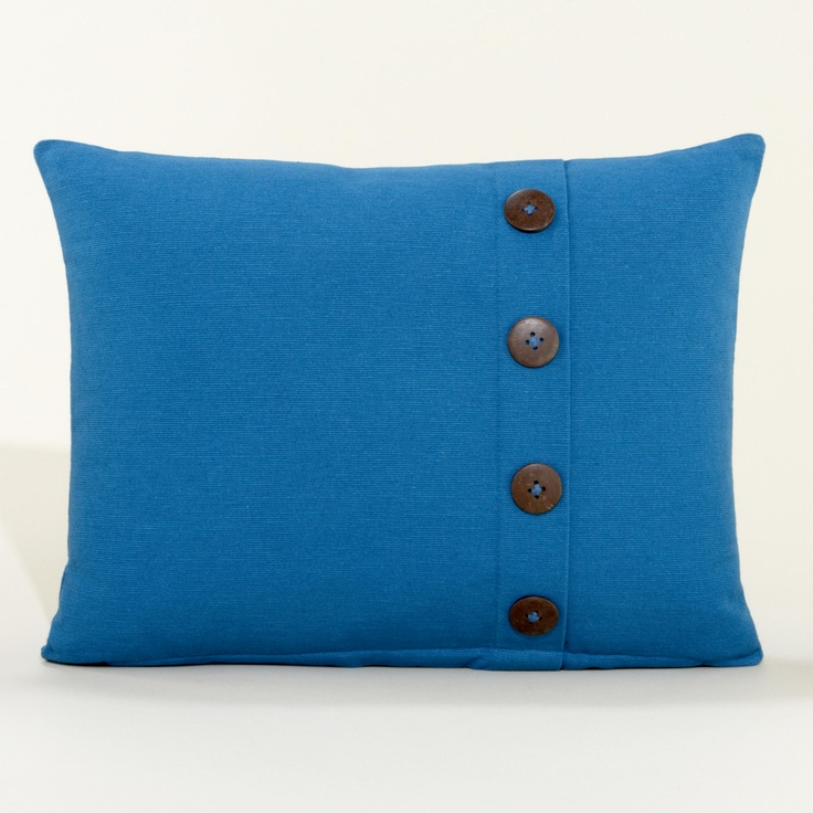 Throw Pillows With Buttons : Pinterest: Discover and save creative ideas