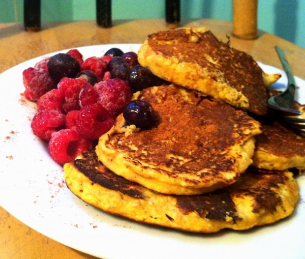 Cinnamon And Coconut Pancakes Recipes — Dishmaps