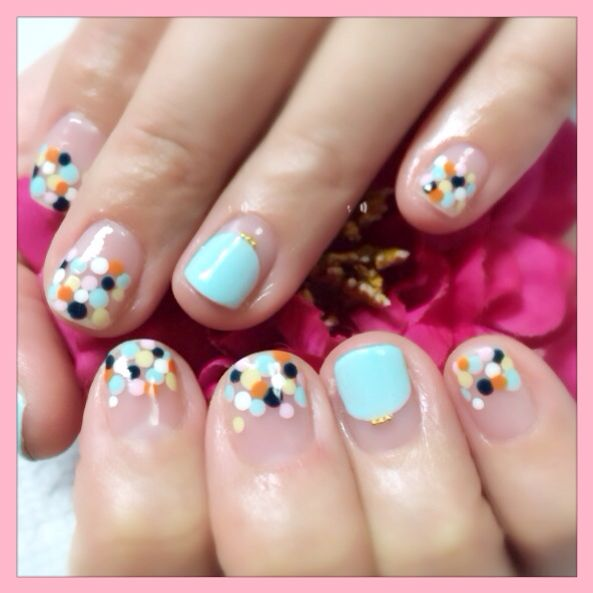 Cool new manicure ideas | Nail Love | Pinterest