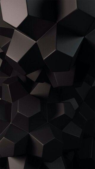 black pattern phone wallpaper - photo #43