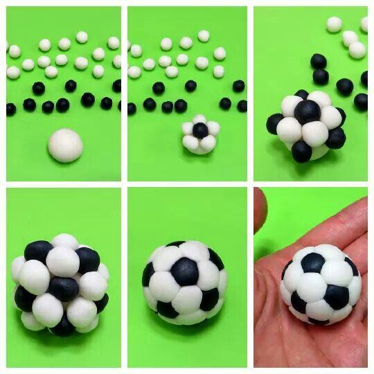 Как сделать мяч своими руками соберите правильную последовательность