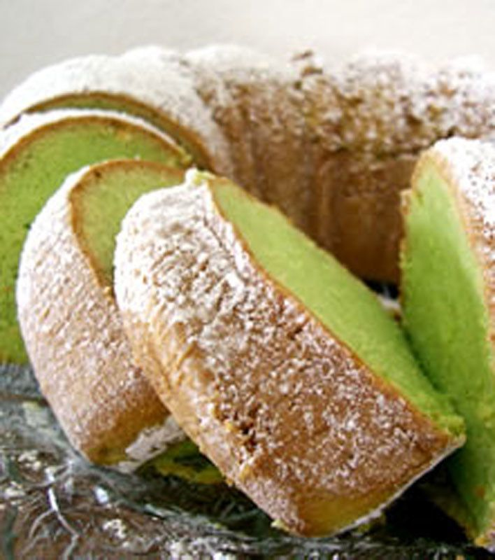 Pistachio Cake III | Recipe