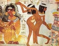 05 - Parece ser que a las civilizaciones de Egipto y Bizancio y más tarde a las griegas, les gustaba beber algo similar a la sidra.