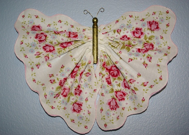 Pinterest Crafts Butterflies