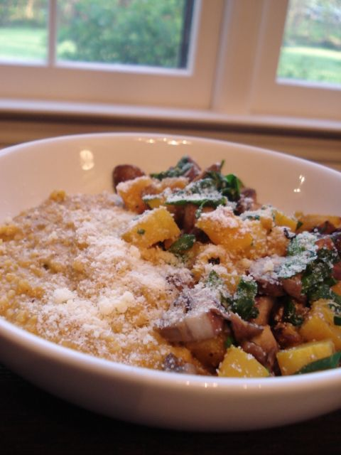More like this: risotto , butternut squash and squashes .
