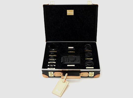 Fujifilm x Globe-Trotter X-Pro1 Limited Edition Suitcase