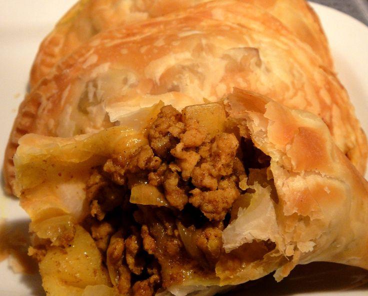 Curry Puffs | Recipe