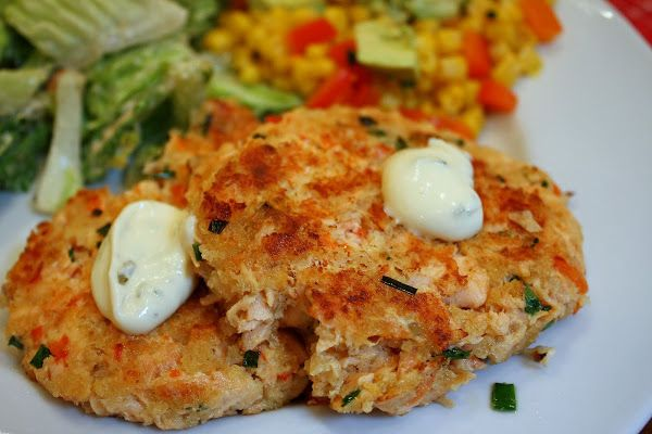 Salmon Croquettes | Recipes | Pinterest