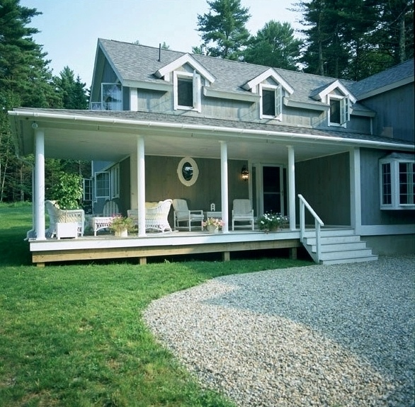 Open porch porches pinterest Open porches