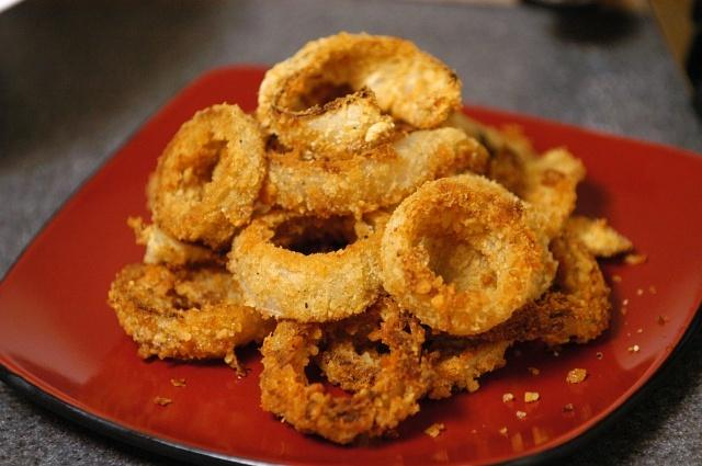 Onion rings 2 | Appetizers | Pinterest