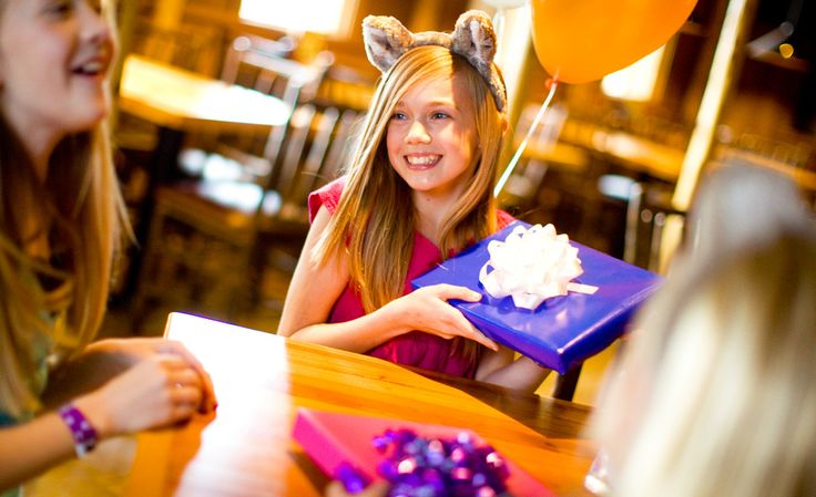 Birthday Parties at Great Wolf Lodge