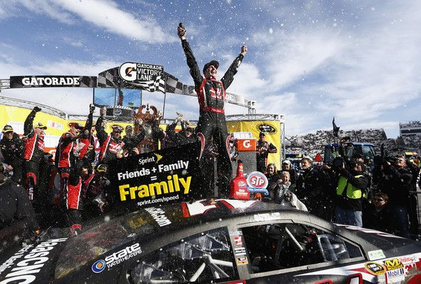 nascar sprint cup driver numbers 2015