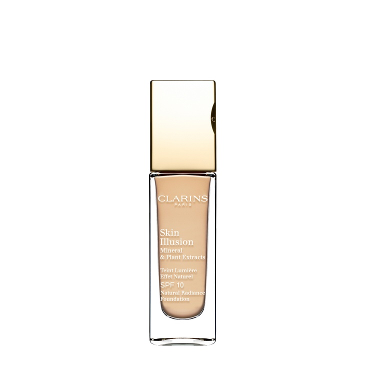 Skin Illusion Natural Radiance Foundation SPF 10 - Clarins