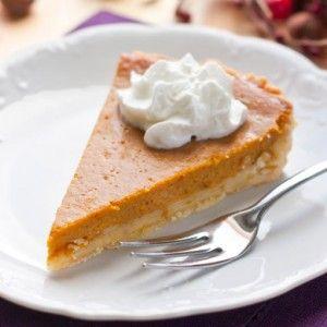 Gluten Free Pumpkin Pie Recipe With Almond Crust Will have to ...