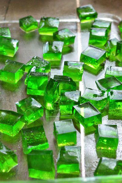 [o.O] green-jello