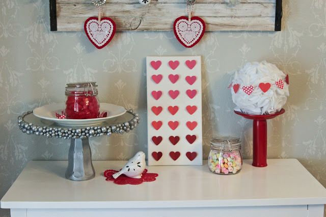 decor for valentine's day