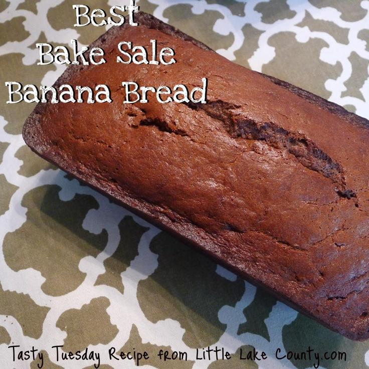 Chocolate Chocolate Chip Banana Bread | Yum | Pinterest