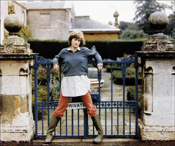 Diana At Althorp Royals Pinterest