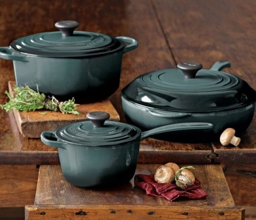le creuset cookware cultivate your ideal kitchen pinterest. Black Bedroom Furniture Sets. Home Design Ideas