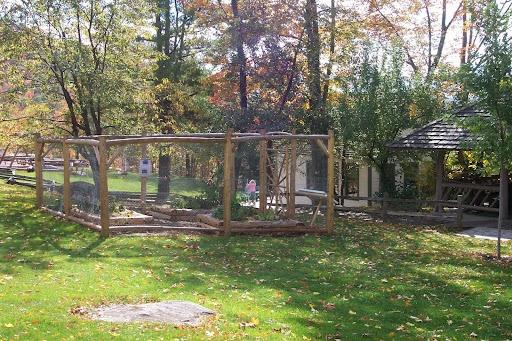 Garden enclosure vegetable garden pinterest for Garden enclosure