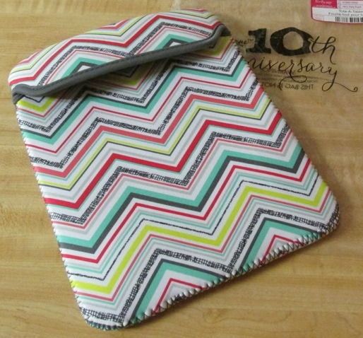 Thirty-One Gifts Tote A Tablet Spring 2013 Booking Bonus
