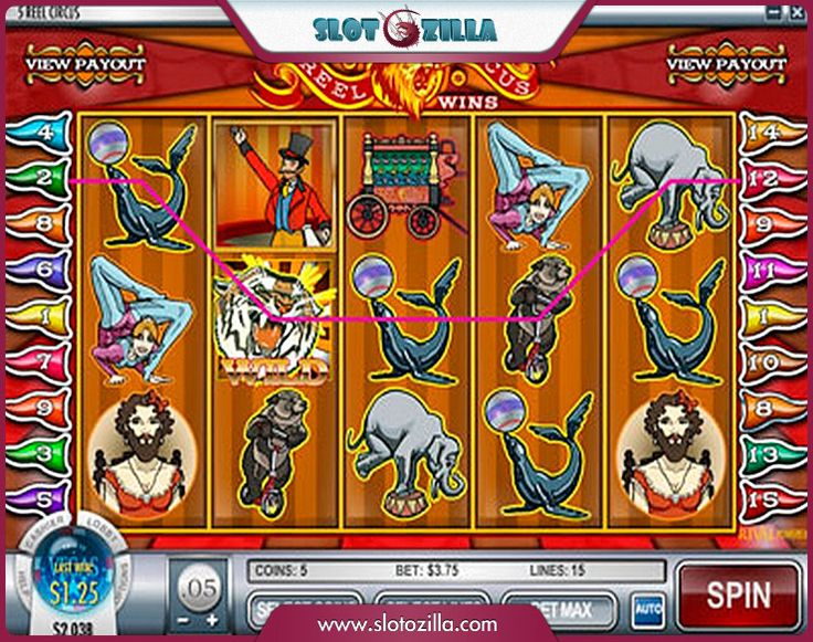 play 5 reel slots for fun