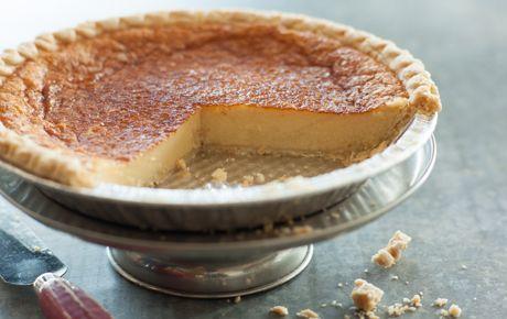 Eggnog Pie. | Favorite Recipes | Pinterest