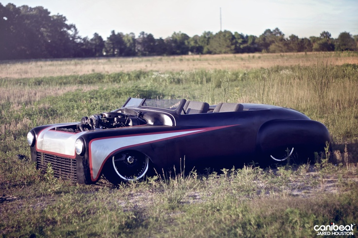 Joshua Joyce's 1950 Plymouth Business Coupe Rat Rod
