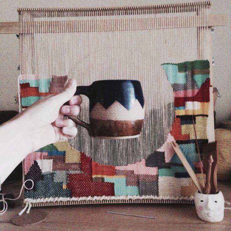 Weaving - Maryanne Moodie