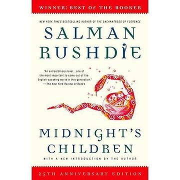 analysis of salman rushdies midnights children Ebscohost serves thousands of libraries with premium essays, articles and other content including the nation and the supernatural in salman rushdie's midnight's children.