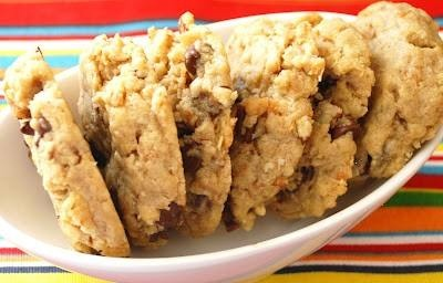 Browned Butter Toasted Coconut Oatmeal Cookie