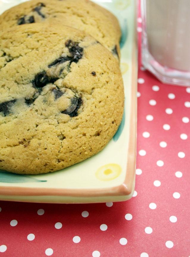 Jacques Torres Secret Chocolate Chip Cookies