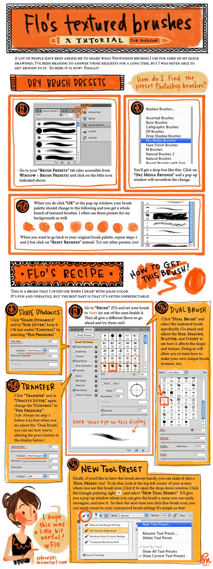 Infographic tutorial illustrator cs2