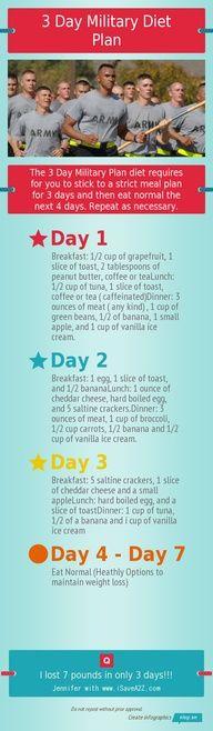 Diy diet plan