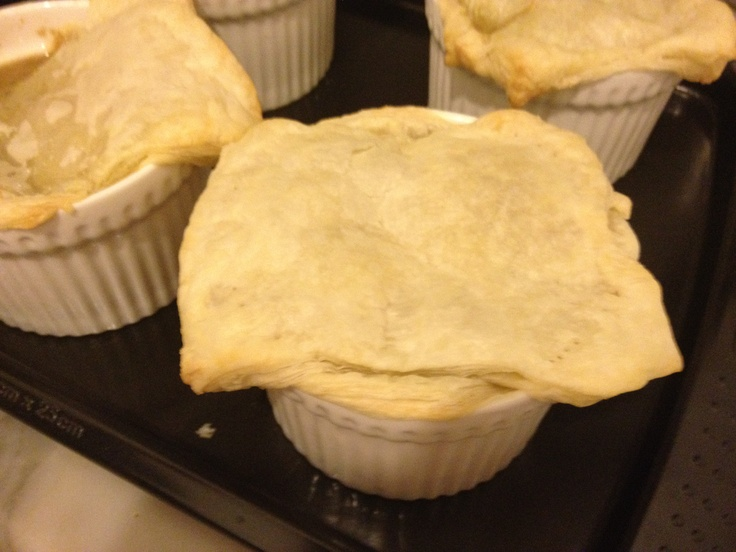 Chicken Pot Pie This is one of my favorite winter warmer recipes ...