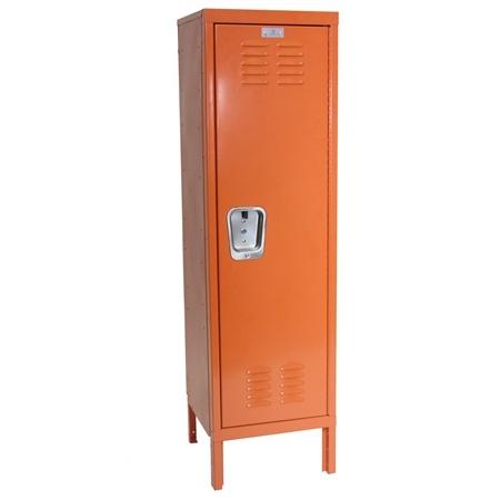 Kids Orange Locker - Lockers - The Shelving Store