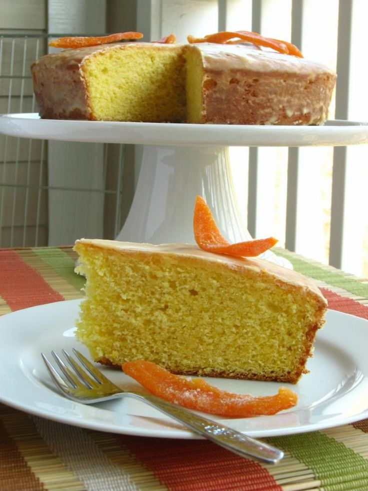 Clementine Cake. Can substitute Satsumas or mandarin oranges for ...