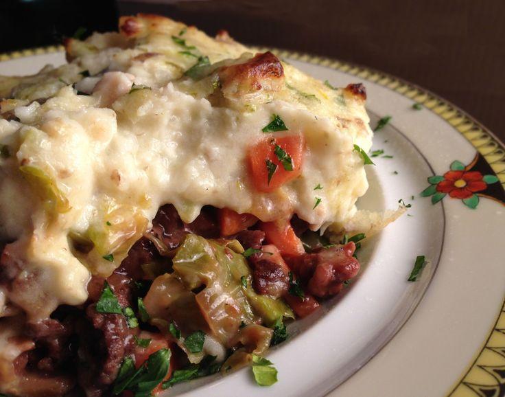 Vegetarian Shepherd's Pie Recipe — Dishmaps