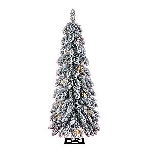 asda prelit frosty christmas tree 3ft my xmas list. Black Bedroom Furniture Sets. Home Design Ideas