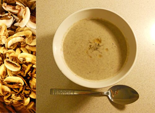 Balthazar's Cream of Mushroom Soup. | Food: Soup | Pinterest