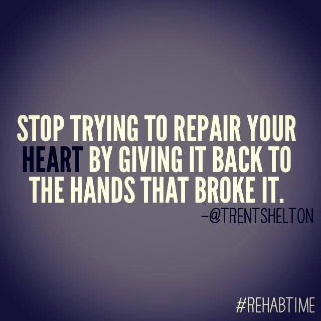 how to repair a broken heart Quotes for a broken heart sometimes help you soothe your heartache after a break up check out famous break up quotes here.