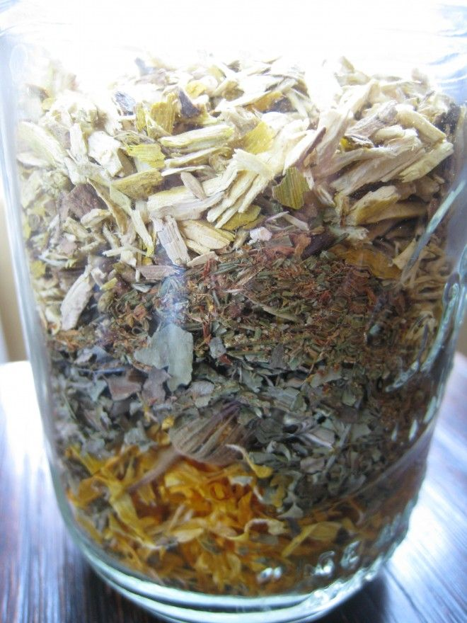 Herbal Miracle Salve: The Recipe