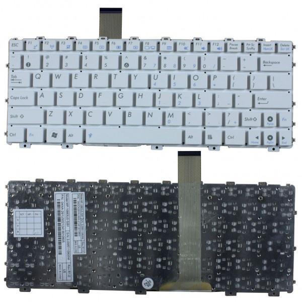 White Asus Laptop Keyboard