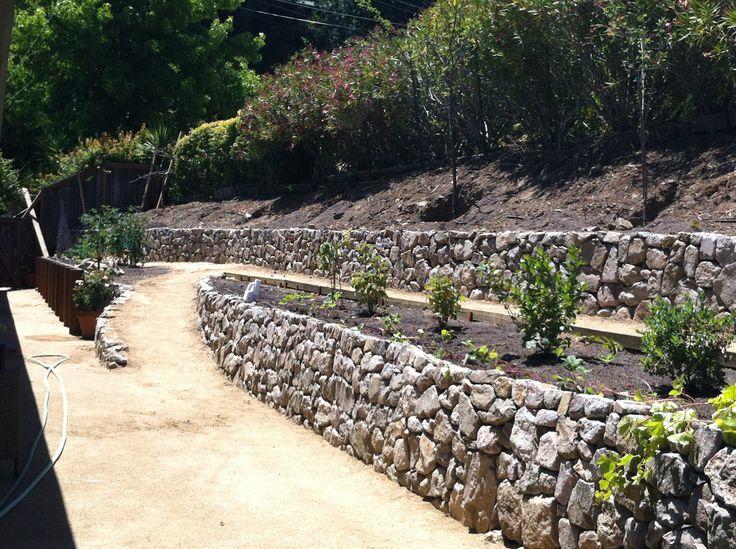 Backyard Terraced Vegetable Garden : Terraced Vegetable Garden
